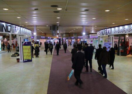 افزایش زون های تخصصی نمایشگاه فناوری ربع رشیدی تبریز
