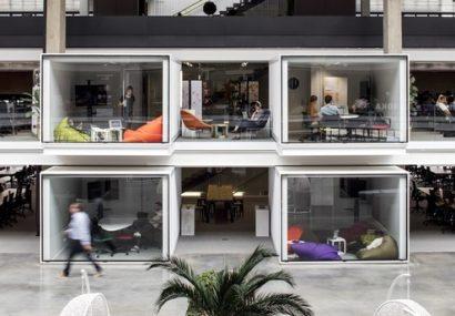 مرکز استقرار استارتاپهای شهر پاریس