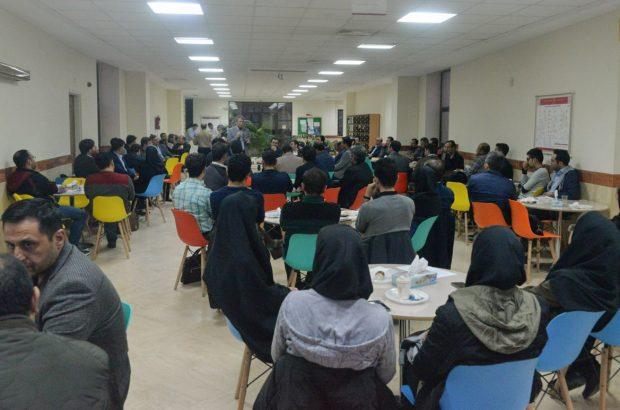 برگزاری چهارمین گپ تایم فناوری در تبریز