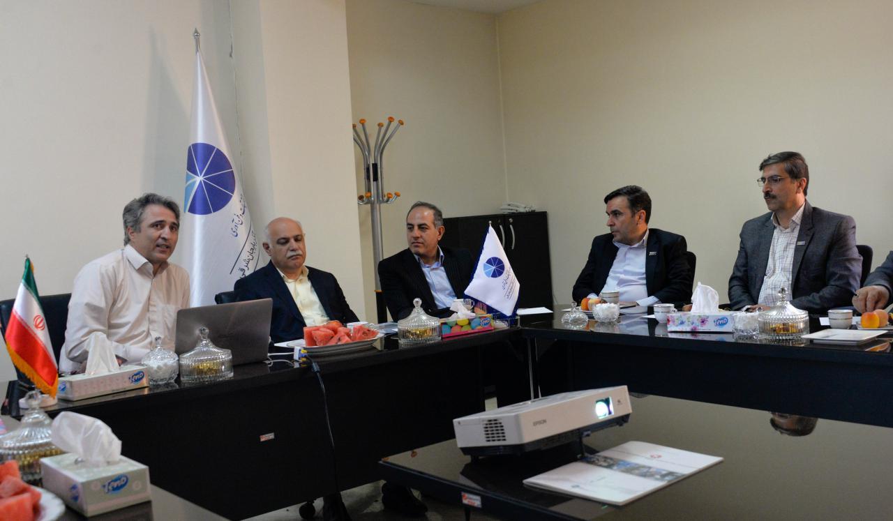تقویت زیرساخت های مورد نیاز پارک علم و فناوری آذربایجان شرقی