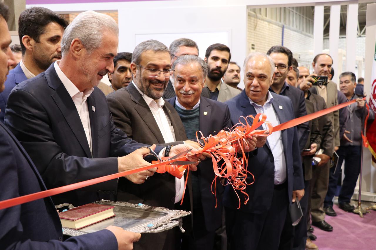 گشایش نمایشگاه نوآوری و فناوری ربع رشیدی تبریز
