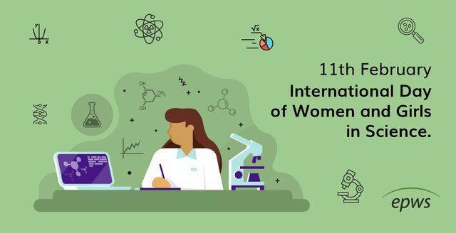تبریک روز جهانی زنان و دختران در علم