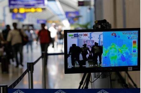 ساخت دوربین تبسنج برای کنترل کرونا در اماکن عمومی