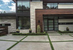 افزایش کیفیت نما PVC بیرونی ساختمانها با نانوذرات