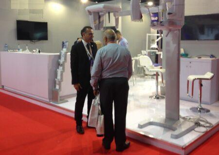 برپایی پاویون ایران در نمایشگاه تجهیزات پزشکی تایلند