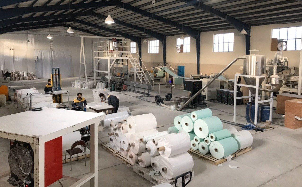 شرکت شبستری اولین واحد دانش بنیان تولید کننده کاغذ سنگی کشور