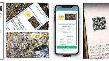 طراحی سامانه هوشمند تایید اصالت فرش دستباف ایرانی