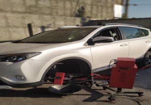 ساخت دستگاه تراش دیسک ترمز خودرو برای اولین بار در کشور
