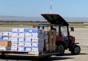 ارسال تجهیزات دانشبنیان به قرقیزستان