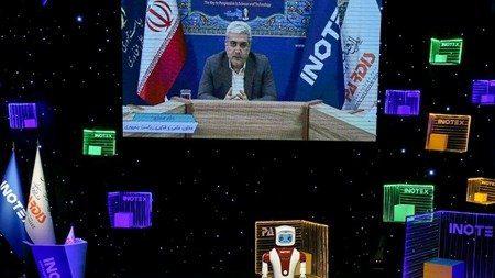 اینوتکس ۲۰۲۰ افتتاح شد/گشایش نهمین نمایشگاه بینالمللی فناوری و نوآوری ایران