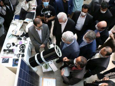 رونمایی ۱۱ طرح فناورانه در تبریز
