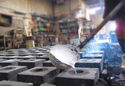 صادرات ۳۰ درصدی محصولات ریخته گری
