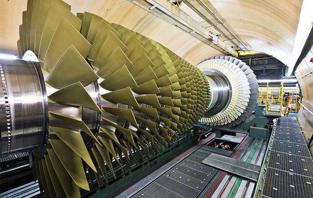 تحویل بیش از ۳۰۰ واحد توربین گازی و بخار نیروگاهی به بازار
