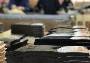 ورود جورابهای آنتیباکتریال ایرانی به بازار انگلستان