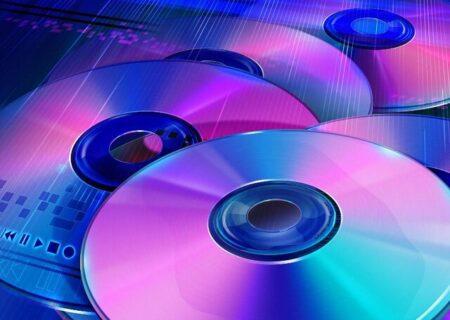 تولید انبوه CD و DVD با پوشش نانومتری