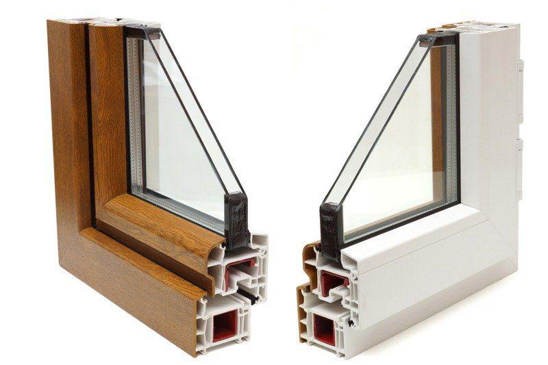 پروفیلهای نانویی در چارچوب پنجرهها