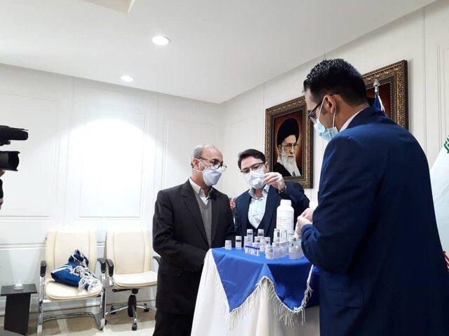 رونمایی از رزینهای کروماتوگرافی خالصسازی داروهای نوترکیب در تبریز