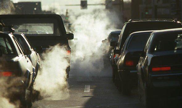 آلودگی هوا ، از عوامل نابینایی