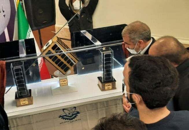 ساخت نخستین منظومه فضایی کشور، نشانه رشد فناورانه آذربایجانغربی