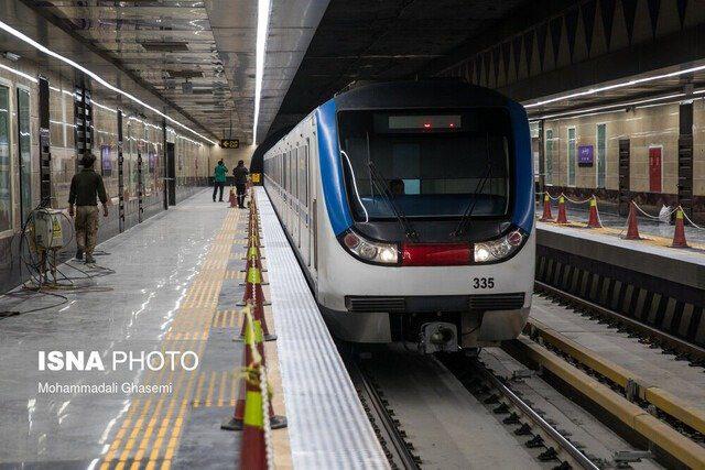 ساخت نخستین قطار مترو با فناوری بومی/تحقق خودکفایی در فناوری سیستم ریلی شهری با پژوهشگران داخلی