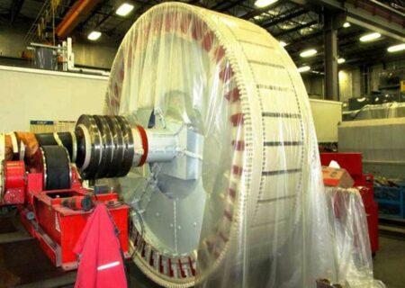 ساخت الکترو موتورهای غول پیکر توسط محققان دانشگاهی/پیوستن ایران به جمع ۵ کشور صاحب این فناوری