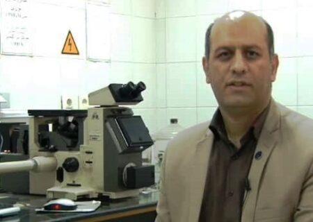 دانشیار دانشگاه سهند استاد برتر جوش ایران شد