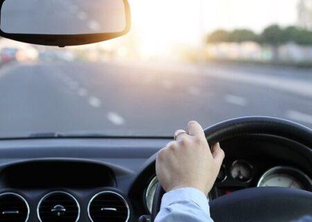 گزارش نحوه رانندگی با سامانهای داخلی و هوشمند