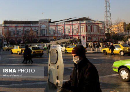 رئیس مرکز تحقیقات آلودگی خبر داد افزایش آلودگی هوا در ایران با شیوع کرونا