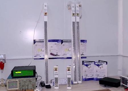 ساخت دستگاه فرابنفش ضد ویروس در تبریز